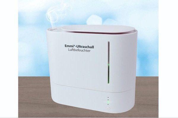 Emmi Ultraschall Luftbefeuchter