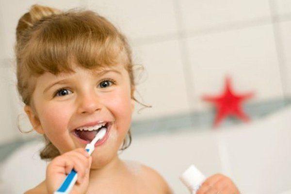 Zähneputzen nach dem Essen