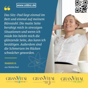 GranVital Erfahrungsbericht 3